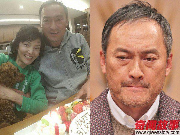 渡边谦影帝公开承认出轨 自曝与患乳癌妻子南果步分居